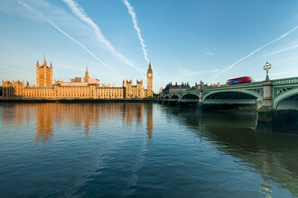 Jan Becke, Palace of Westminster and Big Ben in London (United Kingdom, Europe)