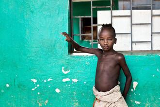 Victoria Knobloch, Young boy in ethiopia (Äthiopien, Afrika)