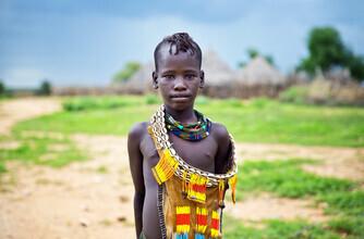 Victoria Knobloch, Hamer boy (Ethiopia, Africa)