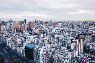 Felix Dorn, Skyline of Buenos Aires (Argentinien, Lateinamerika und die Karibik)