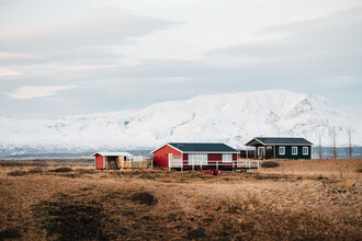 Felix Dorn, Life in Iceland (Island, Europa)