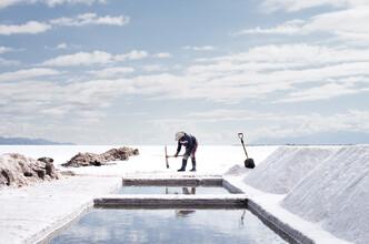 Felix Dorn, Salz-Arbeiter (Argentinien, Lateinamerika und die Karibik)