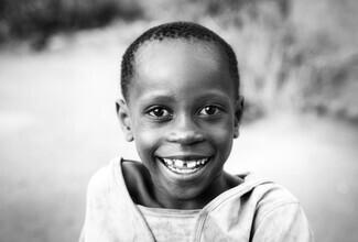Victoria Knobloch, Happy boy! (Uganda, Africa)