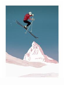 Christina Wolff, Mantika Mountain Love The Skier (Deutschland, Europa)