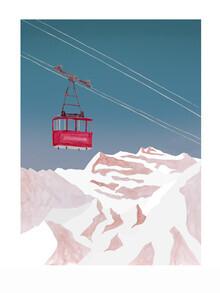 Christina Wolff, Mantika Mountain Love Gondel (Switzerland, Europe)