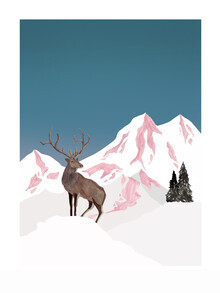 Christina Wolff, Mantika Mountain Love Stag (Austria, Europe)