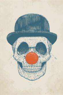 Balazs Solti, Dead clown (Hungary, Europe)
