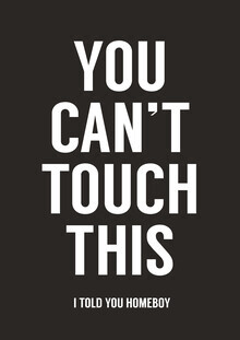 Balazs Solti, You can't touch this (black) (Hungary, Europe)