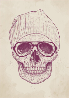 Cool skull - Fineart photography by Balazs Solti