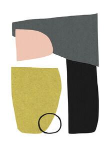 Dan Hobday, Abstract Shapes (United Kingdom, Europe)