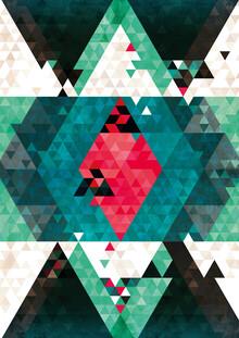 Pia Kolle, Bohemian Kilim Triangles (Deutschland, Europa)