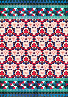 Pia Kolle, Bohemian Moroccan Mosaic (Deutschland, Europa)