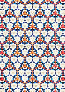Pia Kolle, Bohemian Moroccan Pattern (Deutschland, Europa)