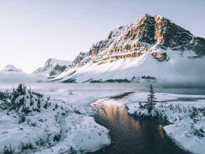 Sonja Lautner, Wintertraum (Kanada, Nordamerika)