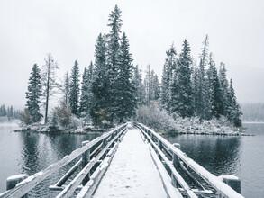 Sonja Lautner, Pyramid Lake (Kanada, Nordamerika)