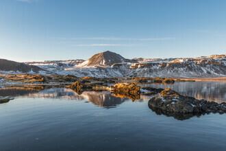 Pascal Deckarm, Winterlandschaft in Island II (Island, Europa)