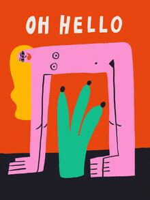 Aley Hanson, Oh Hello (Australien, Australien und Ozeanien)