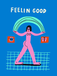 Aley Hanson, Feelin Good (Australia, Oceania)