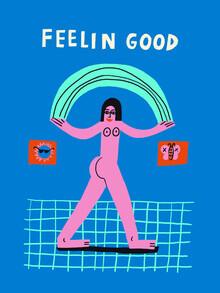 Aley Hanson, Feelin Good (Australien, Australien und Ozeanien)