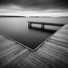 Stephan Opitz, Blick auf das Veerse Meer (Niederlande, Europa)