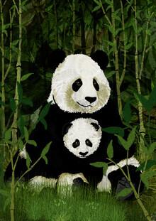 Katherine Blower, Panda Bear (Großbritannien, Europa)