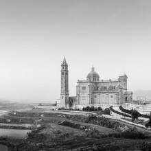 Christian Janik, Kirche von Ta' Pinu (Malta, Europa)