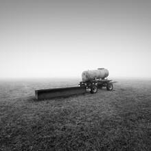 Thomas Wegner, Anhänger im Nebel (Deutschland, Europa)