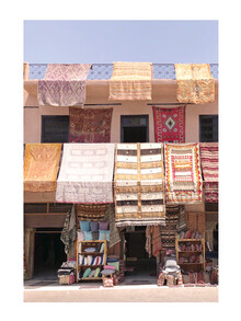 Christina Wolff, Mantika Marokko Teppiche (Marokko, Afrika)