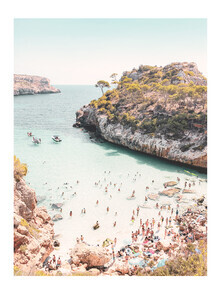Christina Wolff, Mantika Mallorca bay (Spain, Europe)