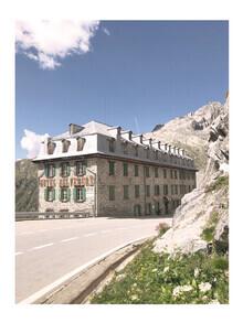 Christina Wolff, Mantika Hotel Belvedere Furka Pass (Schweiz, Europa)
