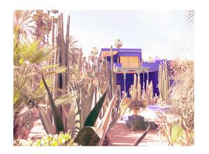 Christina Wolff, Mantika Jardin de Majorelle (Marokko, Afrika)