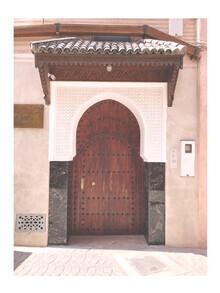 Christina Wolff, Mantika Marrakesch Tor (Morocco, Africa)