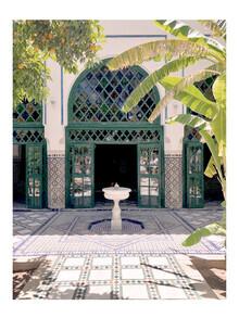 Christina Wolff, Mantika Palace Marrakesch (Morocco, Africa)