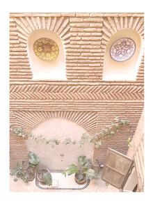 Christina Wolff, Mantika Marokko Riad (Marokko, Afrika)