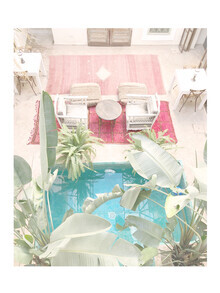 Christina Wolff, Mantika Marokko Courtyard (Morocco, Africa)