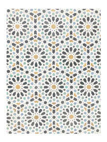 Christina Wolff, Mantika Mosaik (Marokko, Afrika)