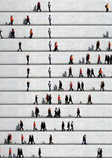 Eka Sharashidze, Wall People Detail 25 (Deutschland, Europa)