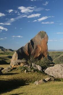 Bernd Pfleger, Pinnacle Rock (Südafrika, Afrika)