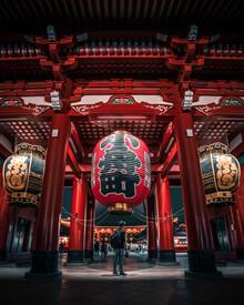 Dimitri Luft, Asakusa Temple (Japan, Asia)