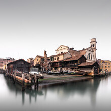 Ronny Behnert, Squero di San Trovaso | Venedig (Italien, Europa)