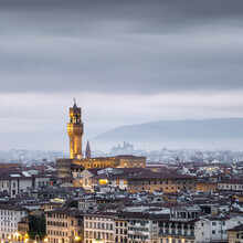 Ronny Behnert, Firenze Study III Palazzo Vecchio (Italien, Europa)