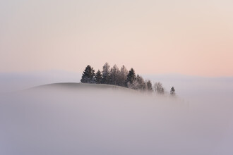 Thomas Staubli, Sea of fog (Switzerland, Europe)