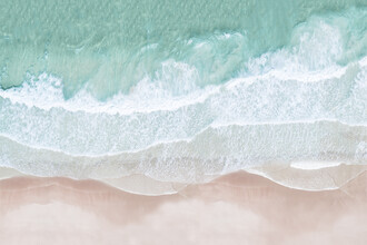 Aerial Ocean - Fineart photography by Kathrin Pienaar