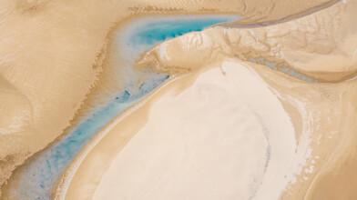 Leander Nardin, turquoise lake (Australia, Oceania)