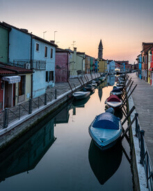 Ronny Behnert, Sonnenaufgang auf Burano | Venetien (Italien, Europa)