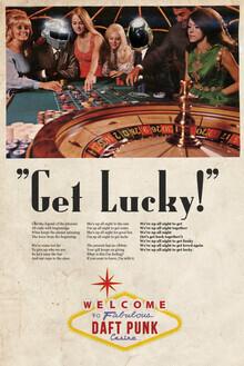 David Redon, Get lucky! (Frankreich, Europa)
