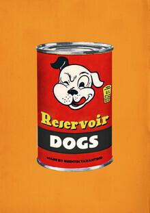 David Redon, Reservoir Dogs (Frankreich, Europa)