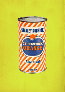 David Redon, Clockwork orange (France, Europe)
