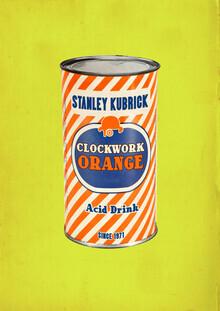 David Redon, Clockwork orange (Frankreich, Europa)