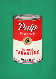 David Redon, Pulp fiction (Frankreich, Europa)